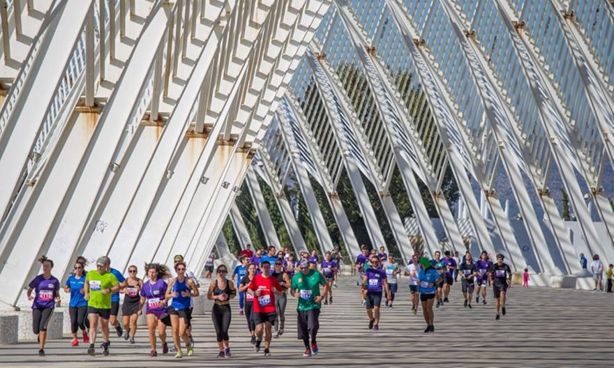 6ο Run Together Athens: Έκρηξη θετικής ενέργειας στο ΟΑΚΑ