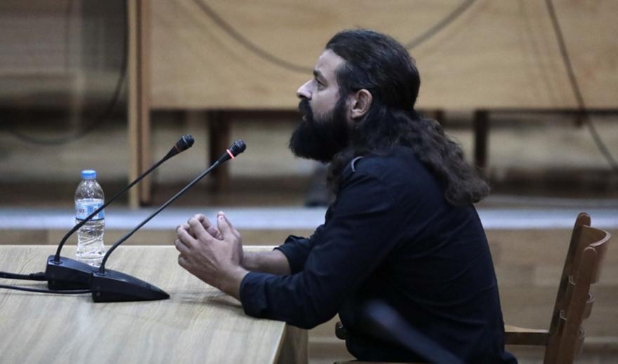 Δίκη ΧΑ - Μπαρμπαρούσης: Δαιμονοποιήθηκαν τα αρχαία ελληνικά σύμβολα λόγω Χίτλερ