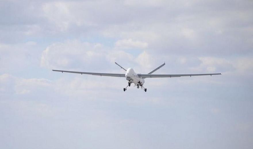 Για πρώτη φορά τουρκικό drone πάνω από τη νήσο Ρω