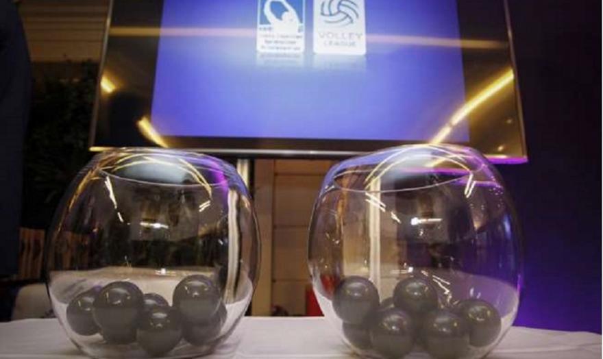 Live Streaming: Η κλήρωση της Volley League Ανδρών 2019-20