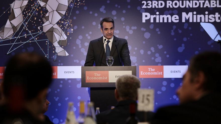 Μητσοτάκης στον Economist: Εκπέμπουμε μήνυμα ρεαλισμού, τόλμης κι ανάπτυξης