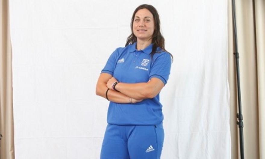 «Χάλκινη» η Αναγνωστοπούλου στο Παγκόσμιο Στρατιωτικό Πρωτάθλημα