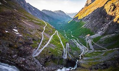 Αυτός είναι ο πιο επικίνδυνος δρόμος του κόσμου (vid)