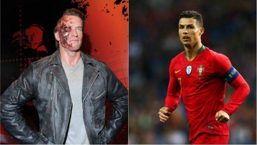 Σβαρτζενέγκερ για Κριστιάνο Ρονάλντο: «Είναι ο… Terminator»! (video)