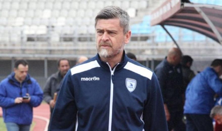Δερμιτζάκης: «Τα πήγαμε καλά απέναντι στην πιο φορμαρισμένη ομάδα της Σούπερ Λίγκα»