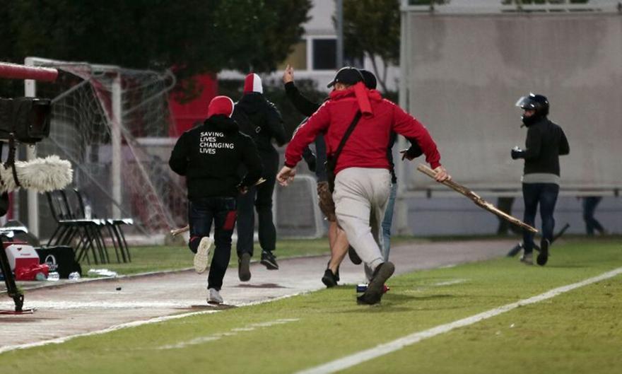 Δρακόντεια μέτρα ασφαλείας και στον αγώνα Νέων Μπάγερν-Ολυμπιακός