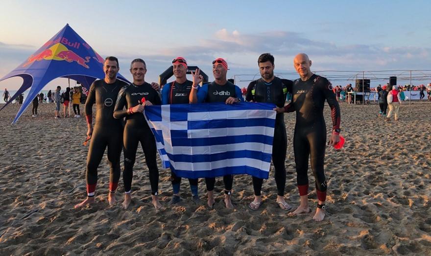 Βροντερό «παρών» οι Έλληνες στο Ironman 70.3 Turkey