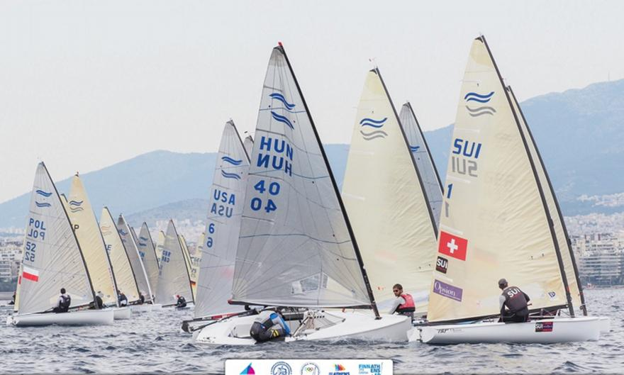 Πρεμιέρα στο «29ο Athens International Sailing Week»