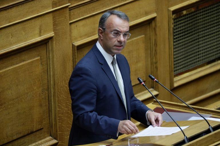 Σταϊκούρας: Εξετάζεται περαιτέρω μείωση του ΕΝΦΙΑ το 2020