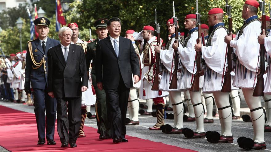 ΠτΔ: Νέα πορεία συμπόρευσης και συνδημιουργίας για Ελλάδα και Κίνα