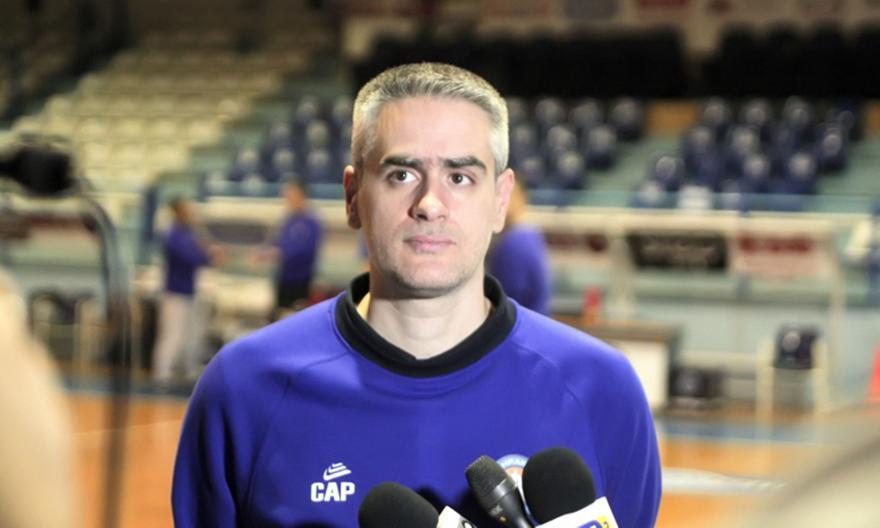 Καστρίτης: «Θα έχουμε νέο παίκτη σε 1-2 μέρες»