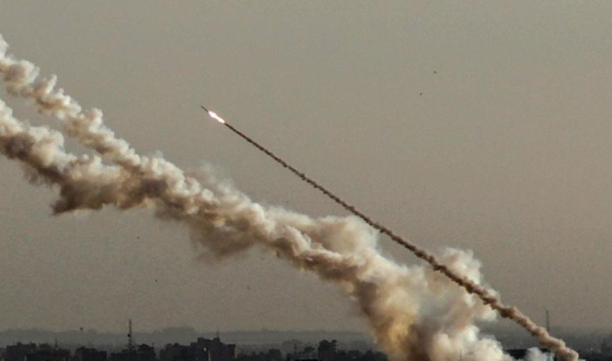 Ισραήλ: Ρουκέτες εκτοξεύτηκαν από τη Γάζα κατά της ισραηλινής επικράτειας
