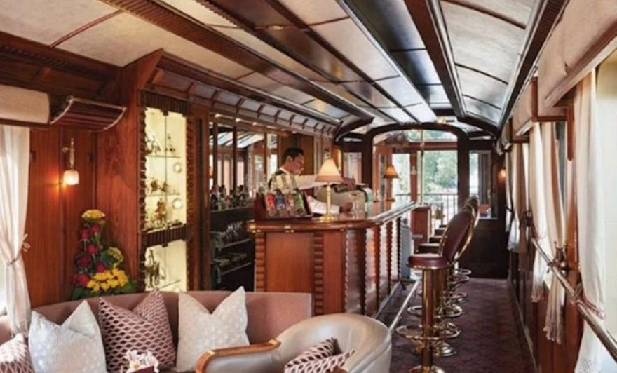 Αυτά είναι τα πιο πολυτελή τρένα στον κόσμο