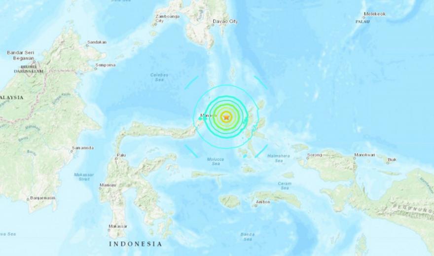 Σεισμός 7,1 Ρίχτερ στην Ινδονησία-Προειδοποίηση για τσουνάμι