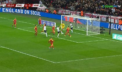 Και 6ο γκολ για την Αγγλία με... περιπέτεια!