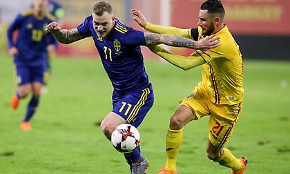 Live: Ρουμανία-Σουηδία