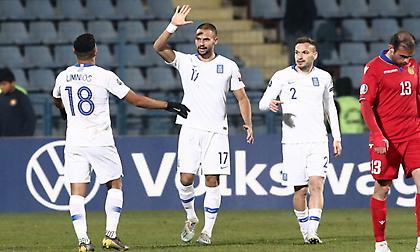 Λημνιός: «Παίξαμε καταπληκτικό ποδόσφαιρο, θέλω να πετύχω με την Εθνική»