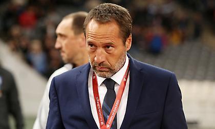 Ο Φαν'τ Σιπ δεν είναι μάγος, αλλά κανονικός προπονητής!