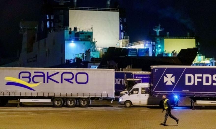 Ολλανδία: Καλά στην υγεία τους οι 25 μετανάστες που βρέθηκαν σε φορτηγό πλοίο