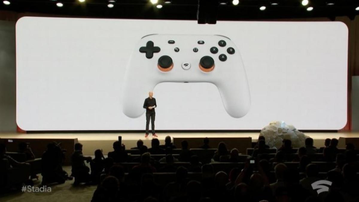 Ξεκίνησε η νέα υπηρεσία streaming βιντεοπαιγνιδιών Stadia της Google