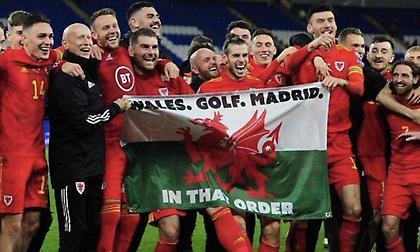 Ουαλία, γκολφ και έπειτα η Ρεάλ Μαδρίτης και επίσημα για τον Μπέιλ!