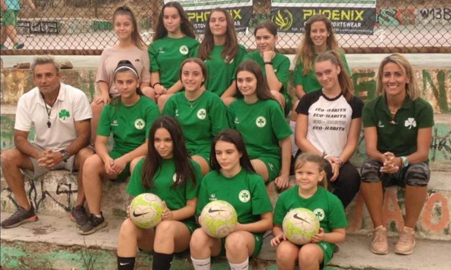 Και τμήμα γυναικών στο Futsal ο Παναθηναϊκός!