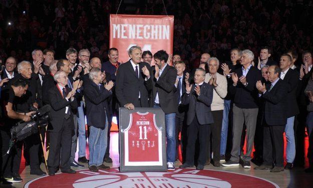 Μενεγκίν: Αποσύρθηκε η φανέλα του από την Αρμάνι