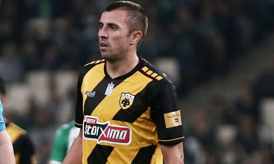 Νέο πρόβλημα με Κρίστισιτς στην ΑΕΚ!