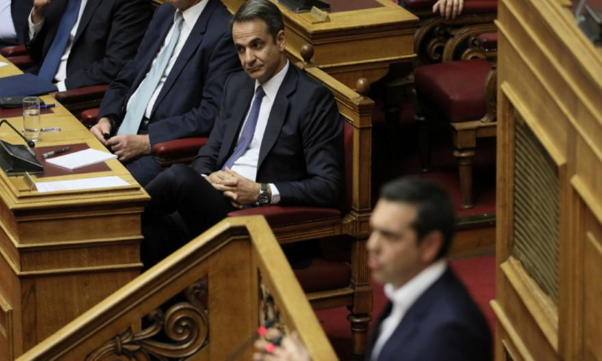 Δημοσκόπηση ΣΚΑΪ - Πρόθεση ψήφου: Στο 14% η διαφορά ΝΔ – ΣΥΡΙΖΑ