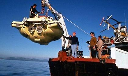 Στα 120 μέτρα γράφτηκε ιστορία: Η ανακάλυψη του Κουστό που έκανε την Ελλάδα πρώτο θέμα