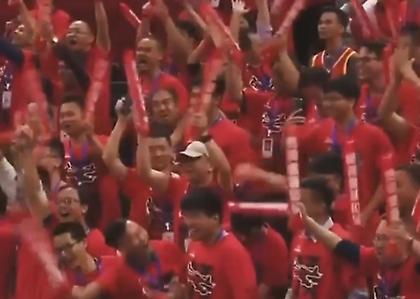 Απίθανο φινάλε σε αγώνα στην Κίνα (video)