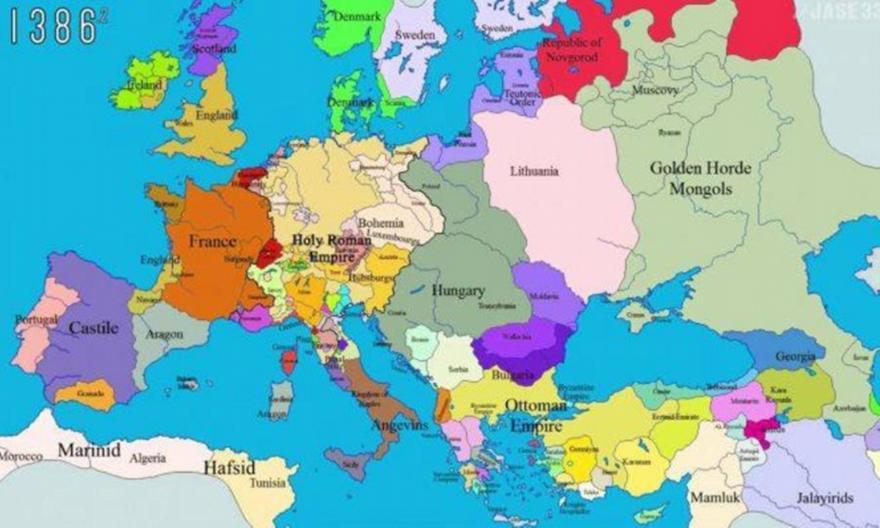 Κάνε το ρεκόρ: Θα βρεις την πρωτεύουσα 20 χωρών της Ευρώπης χωρίς κανένα λάθος;