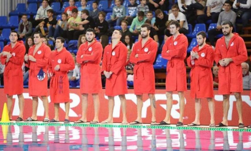Έτοιμος για τη μάχη με Μπαρτσελονέτα ο Ολυμπιακός