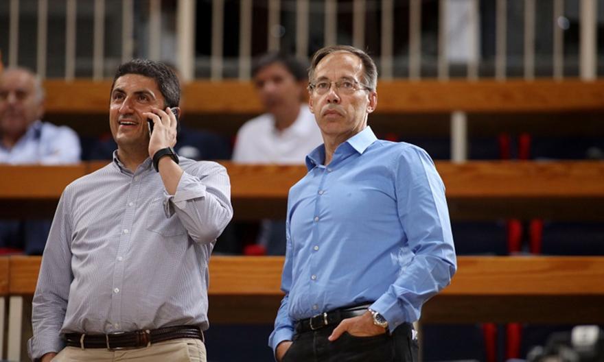 Μαυρωτάς στον ΣΠΟΡ FM: «Ίσως καλέσουμε τους παίκτες του Ολυμπιακού για την Εθνική»
