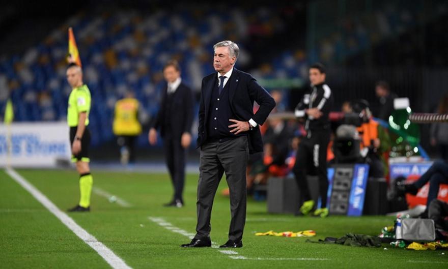 Σε δύσκολη θέση ο Αντσελότι, κρίνεται στα δύο επόμενα ματς