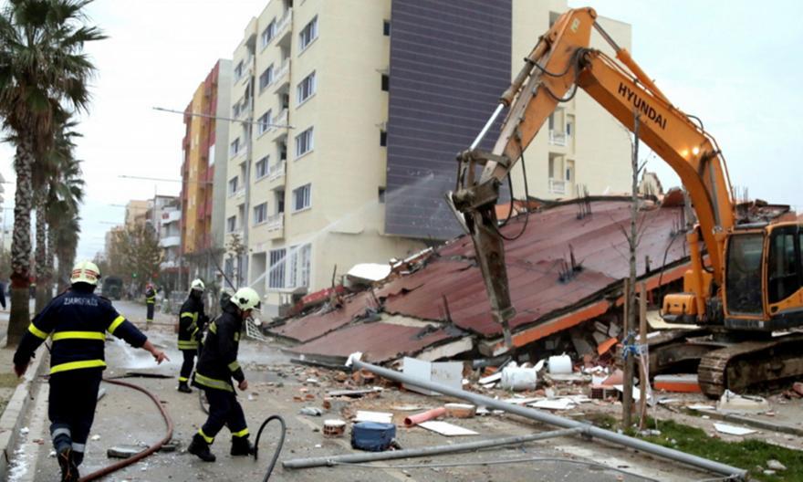 Τεράστιες καταστροφές στην Αλβανία - Ο νέος απολογισμός
