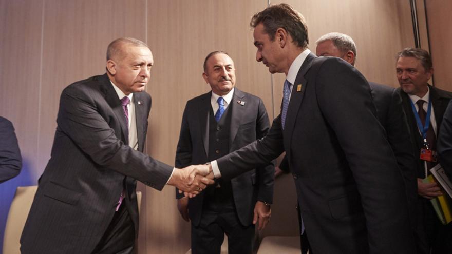 Μητσοτάκης για Ερντογάν: Δυσκολίες υπάρχουν και θα υπάρχουν