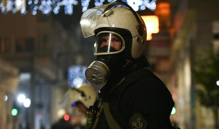 Πορεία μνήμης Γρηγορόπουλου: Στον ανακριτή οι συλληφθέντες για τα επεισόδια στην Πάτρα