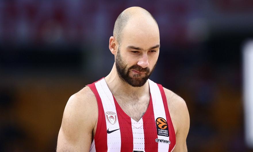 Χωρίς Σπανούλη με Ρεάλ ο Ολυμπιακός!
