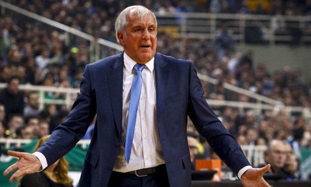Ζέλικο Ομπράντοβιτς: Το πρώτο του ευρωπαϊκό παιχνίδι και οι αναμνήσεις!