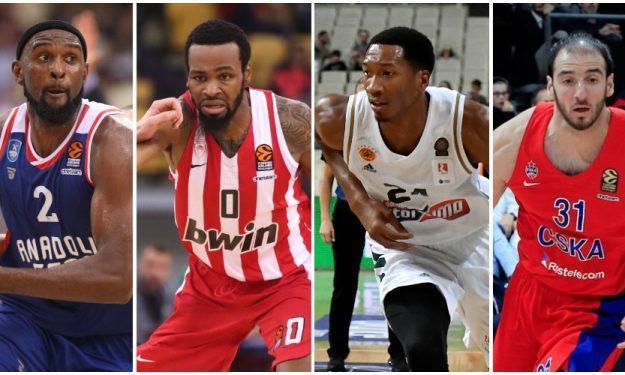 Ευρωλίγκα: Δέκα παίκτες… απογοήτευση!