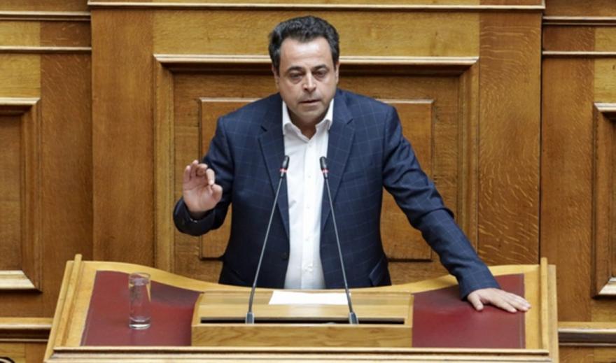 Σαντορινιός: Η κυβέρνηση να ζητήσει επέκταση των κυρώσεων σε βάρος της Τουρκίας