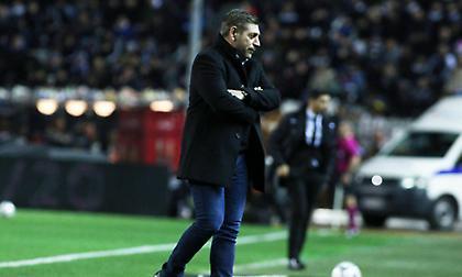 Παντελίδης: «Χάναμε 3-0 και δεν είχε νευριάσει παίκτης μας»