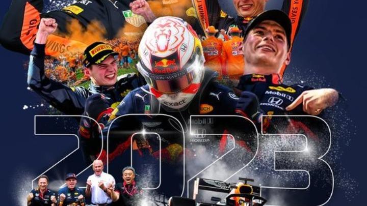 Στη Red Bull έως το τέλος του 2023 ο Φερστάπεν