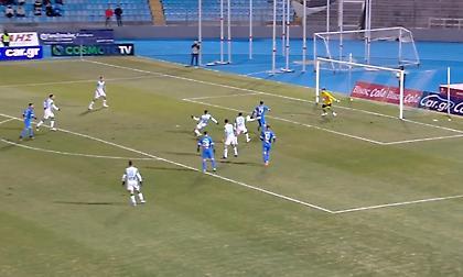 Το 1-0 του ΠΑΣ κόντρα στον Παναθηναϊκό (video)