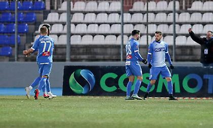 LIVE: ΠΑΣ Γιάννινα-Παναθηναϊκός 1-0