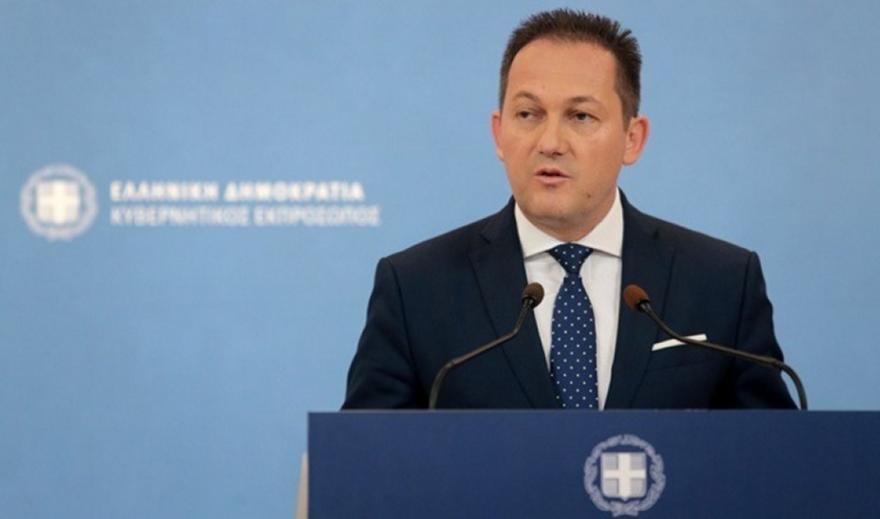 Πέτσας: Σαφές το μήνυμα πρωθυπουργού - Καμία ανοχή σε παραβίαση κυριαρχικών μας δικαιωμάτων