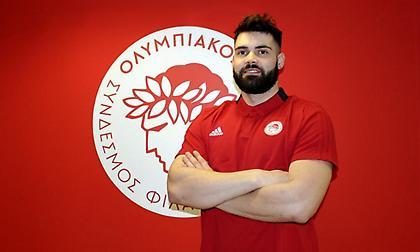 Ανακοίνωσε Τζέριτς ο Ολυμπιακός