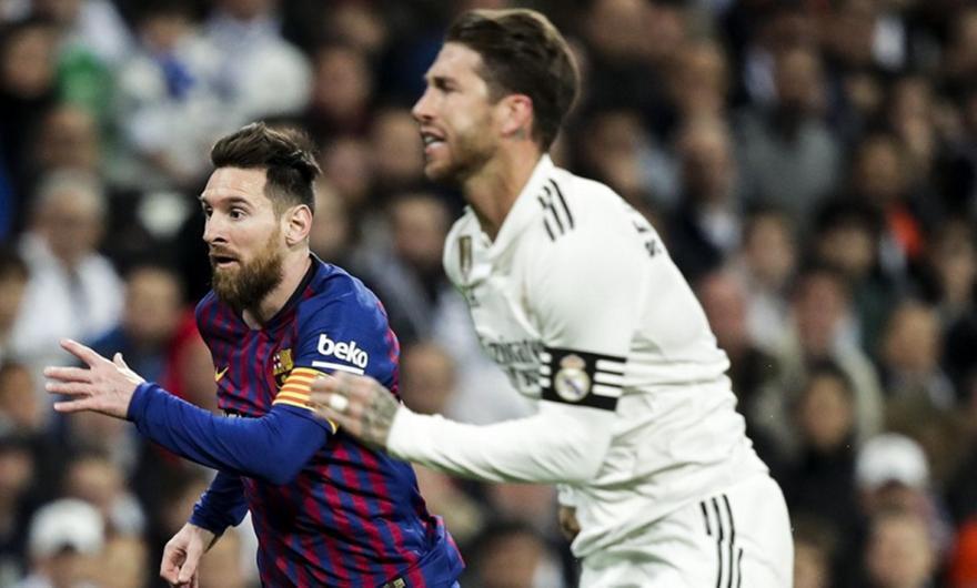 Εύκολο το έργο των Ρεάλ και Μπαρτσελόνα στoυς «32» του Copa del Rey