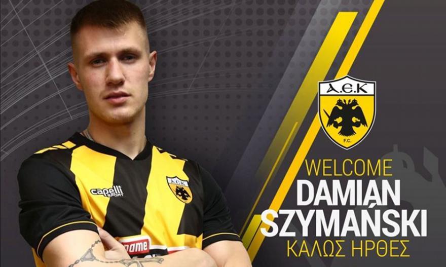 Παίκτης της ΑΕΚ ο Σιμάνσκι!